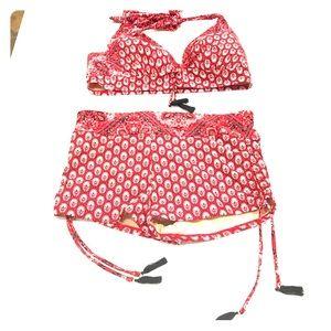 Cacique swim suit size 14